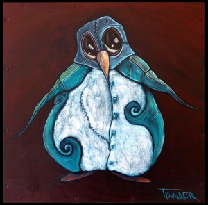 """Indestructible_Penguin"" :Sold"