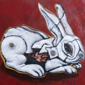 """White Rabbit"" :Sold"