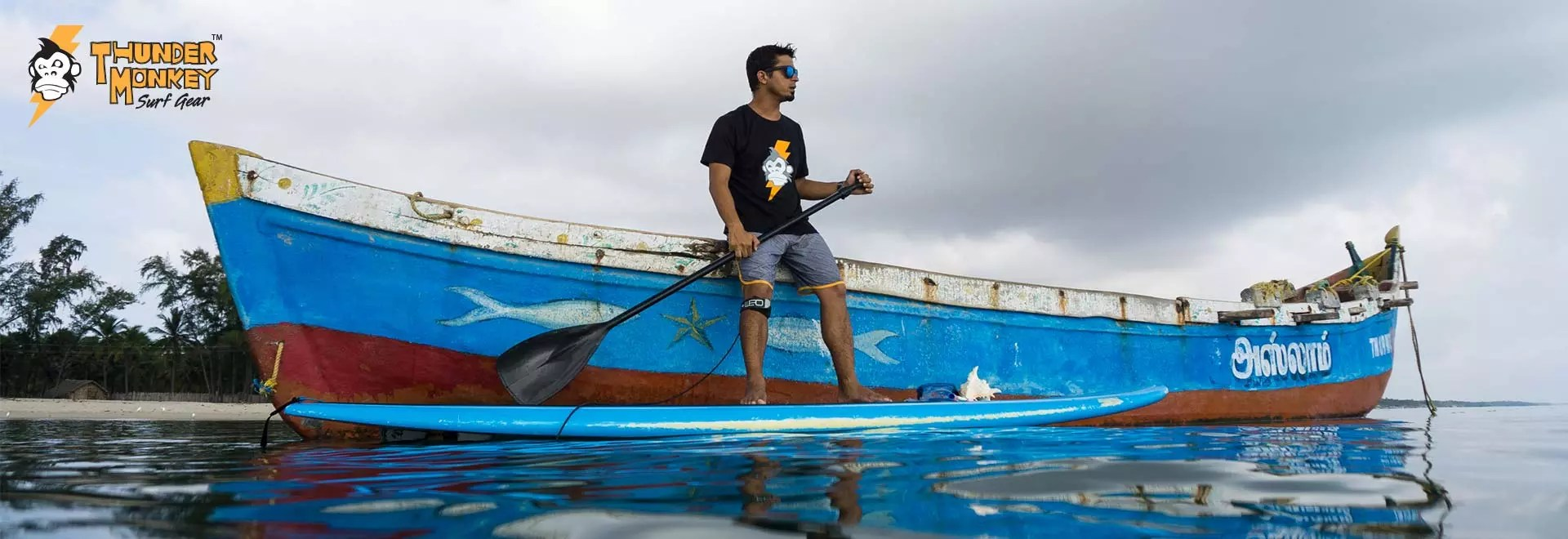 Thunder Monkey Surf Gear - India's Own Surf Brand