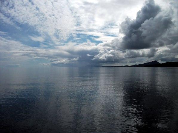 Ferry ride - Uig to Lochmaddy