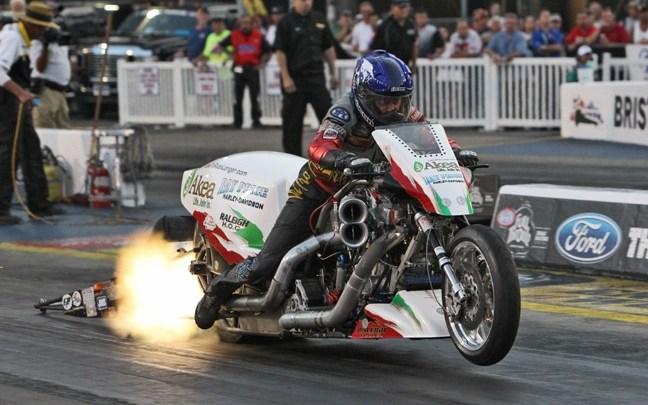 2013 NHRA Screamin' Eagle Motorcycle Championship