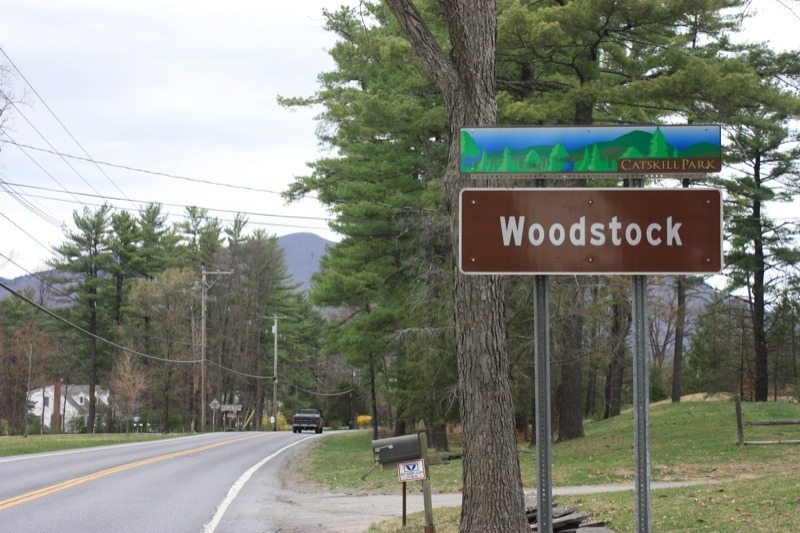 Motorcycle touring along the Central Catskills Scenic Byway