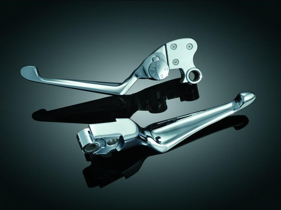 Küryakyn Boss Blades with Adjustable Clutch Lever