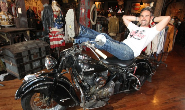 Mike Wolfe Interview The Passion Of An American Picker Thunderpress
