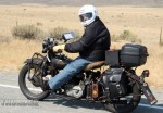 #101 Jeff Alperin and his '29 Indian