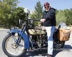 #17 Rick Salisbury, Utah, 1927 Henderson - Class III