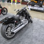 Showing a little V-Rod Muscle at the Minneapolis IMS
