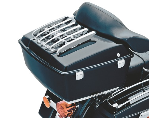 Harley-Davidson Stealth Tour-Pak Luggage Rack