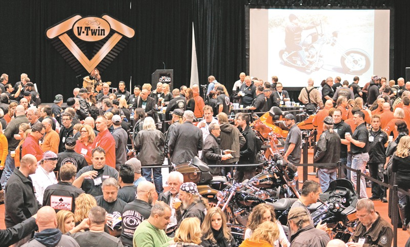 13th annual V-Twin Expo
