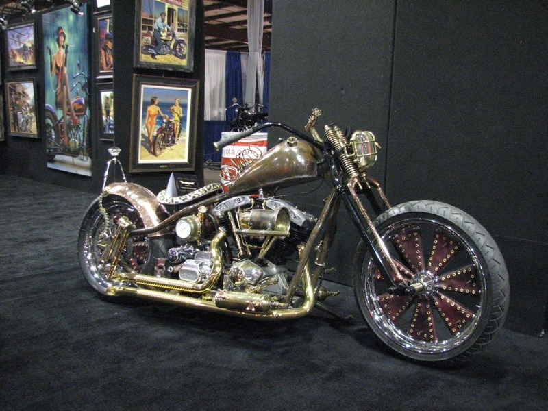 One of the crazy creations from Copper Mike and Gravesend Cycles