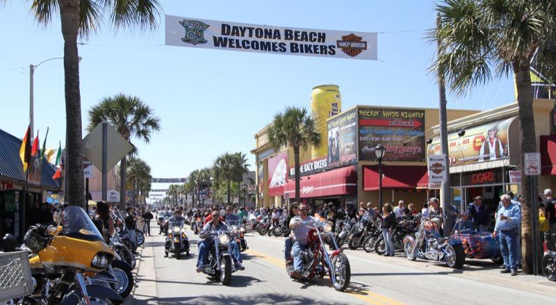 72nd annual Daytona Bike Week