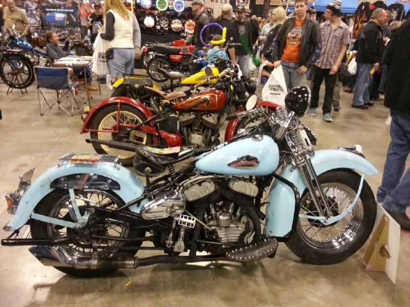 Paul St. John's '42 Harley-Davidson WLA