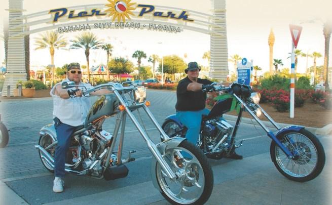15th annual Thunder Beach Spring Rally