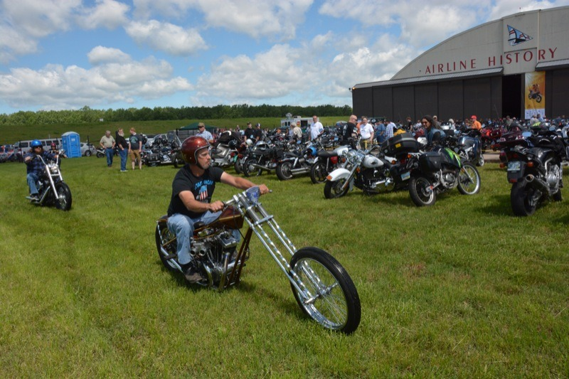 22nd annual HoAME Vintage Motorcycle Rally