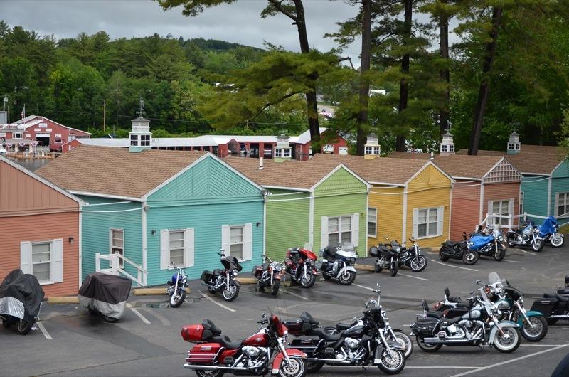 NASWA Resort in Laconia, New Hampshire