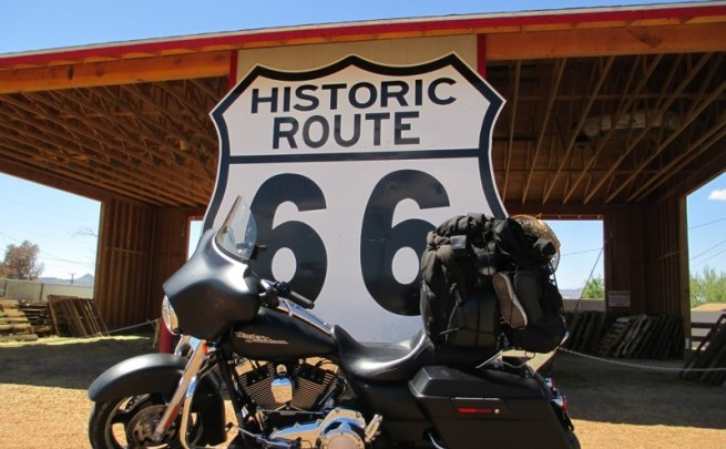 Day tripping on Route 66 in Laughlin