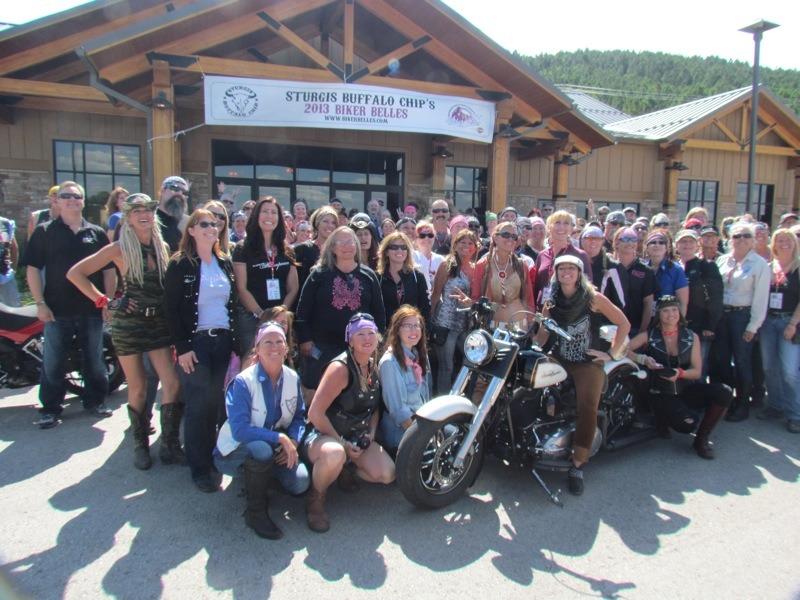 5th annual Sturgis Biker Belles Ride