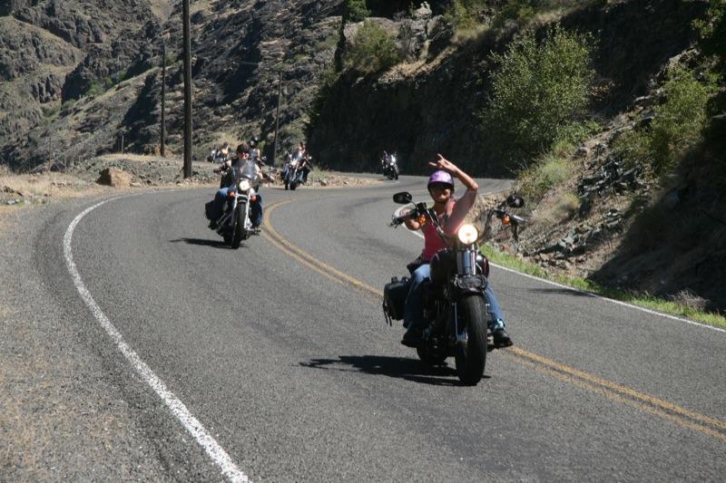 Hells Canyon Rally 2013: Curves á la carte