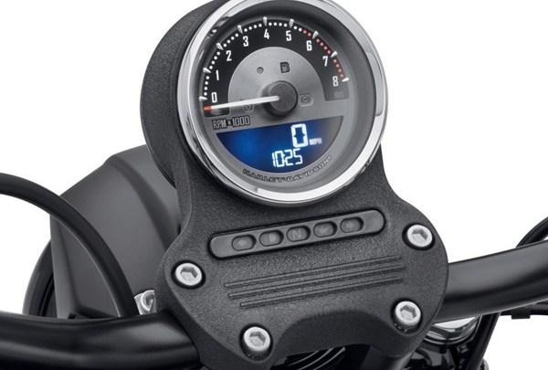 Harley-Davidson Combination Digital Speedometer/Analog Tachometer