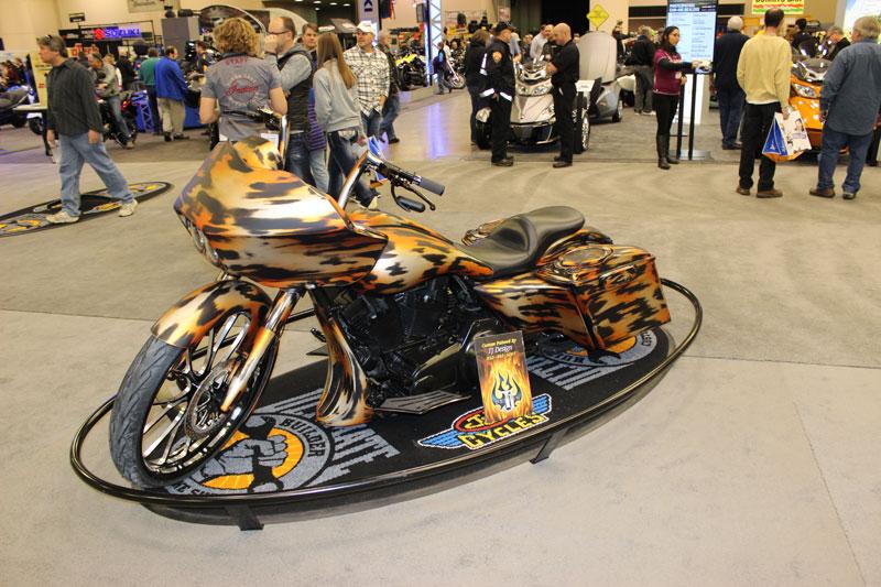 2014 Progressive International Motorcycle Show - Minneapolis