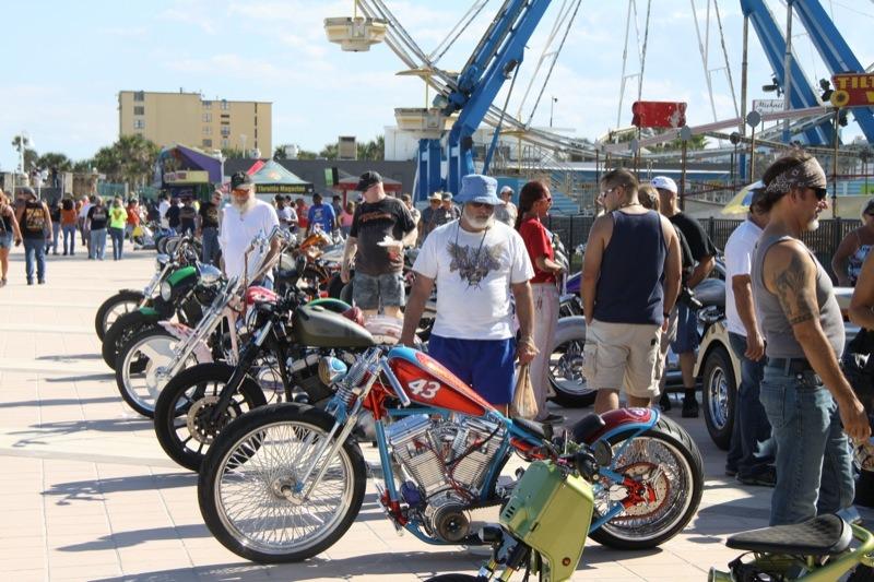 21st annual Biketoberfest