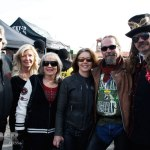 Old and new friends soak up the vibes at Chopperfest