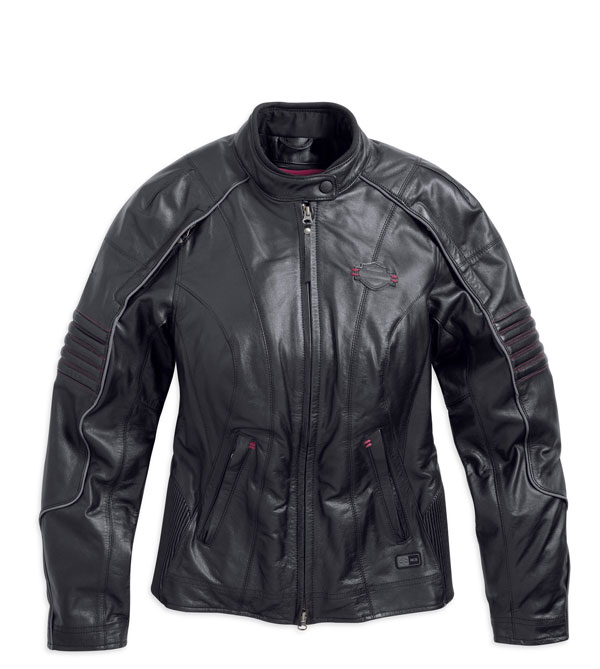 Harley-Davidson Women's Ava RCS Leather Jacket