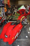 2014 Sturgis Brown High School Legends Ride auction bike