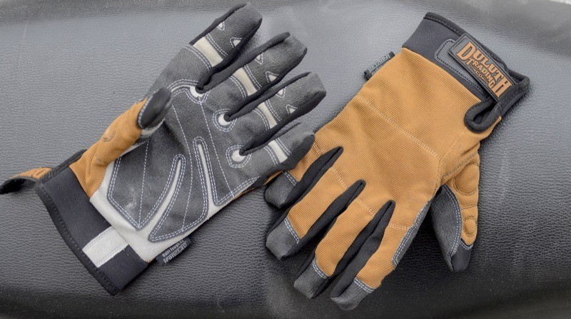 Duluth Trading Co. Winter Work Gloves