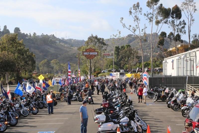 San Diego Harley-Davidson Grand Opening