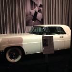Elvis' 1956 Lincoln Mark II