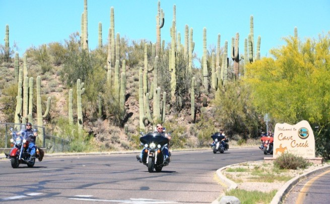 Cave Creek Rally 2014