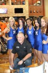 University of Memphis Spirit Squad with STHD owner Bob Parsons