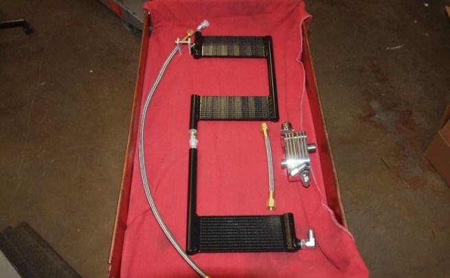 Oil Bud Oil Cooler