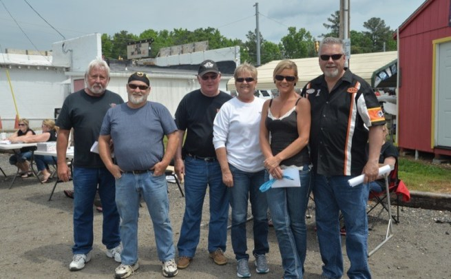 3rd annual Relay For Life Poker Run