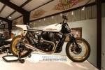 "Michael Lichter ""Built For Speed"" Motorcycles as Art exhibit"