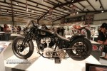 """George Smith Sr. Tramp Race Bike - Michael Lichter """"Built For Speed"""" Motorcycles as Art exhibit"""
