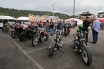 Bike show time at Easyriders Saloon