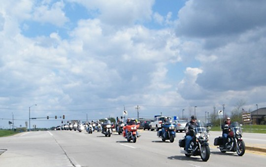 Illinois Motorcycle Awareness