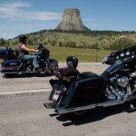 Devils Tower drive-by