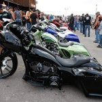 American Bagger contest at Full Throttle