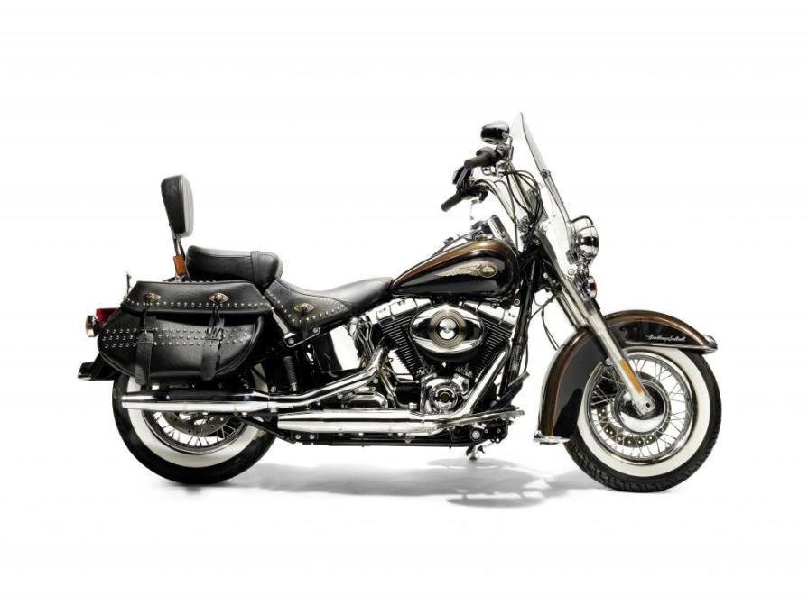 Pope Benedict XVI Harley-Davidson to be sold for charity at Bonhams Paris sale
