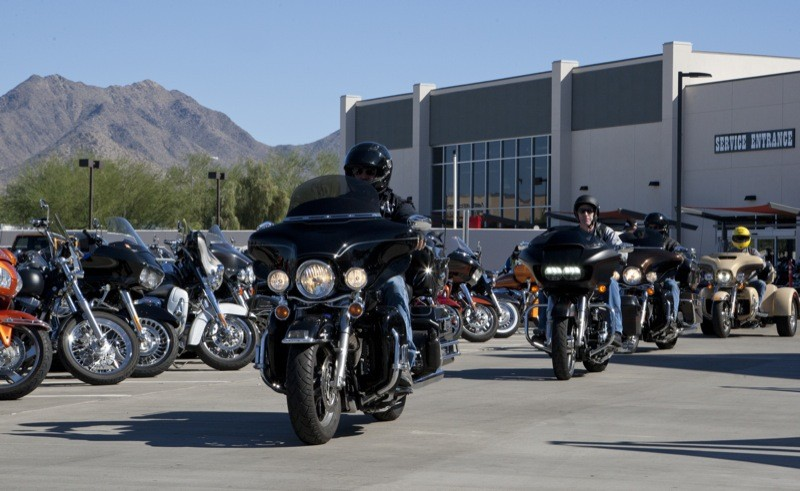 4th annual Bob's Biker Blast: Scottsdale H-D's Grand Opening