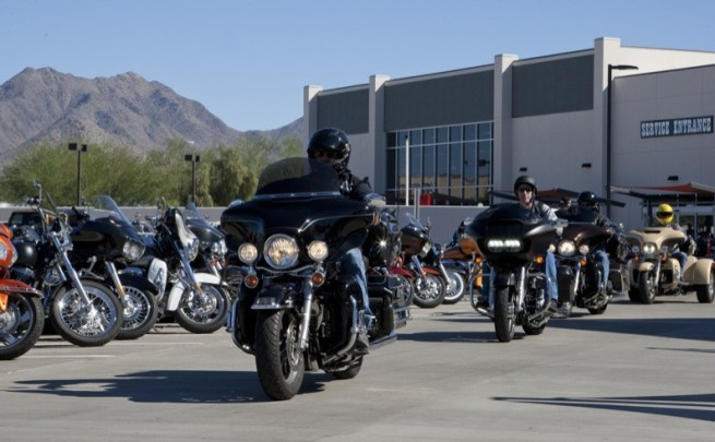 4th annual Bob's Biker Blast: Scottsdale H-D's Grand Opening