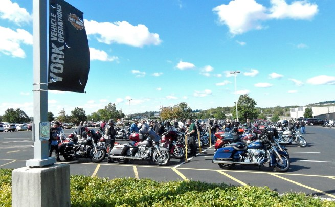 bike night at york open house