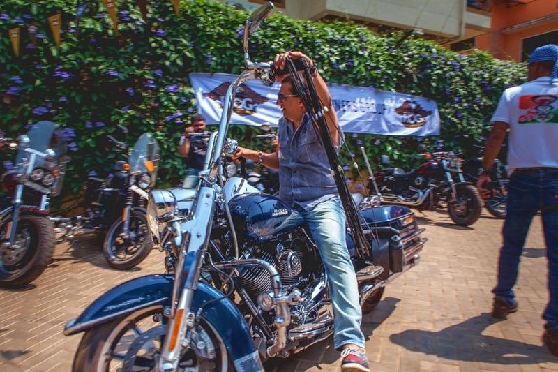 5th H.O.G. Rally in Goa