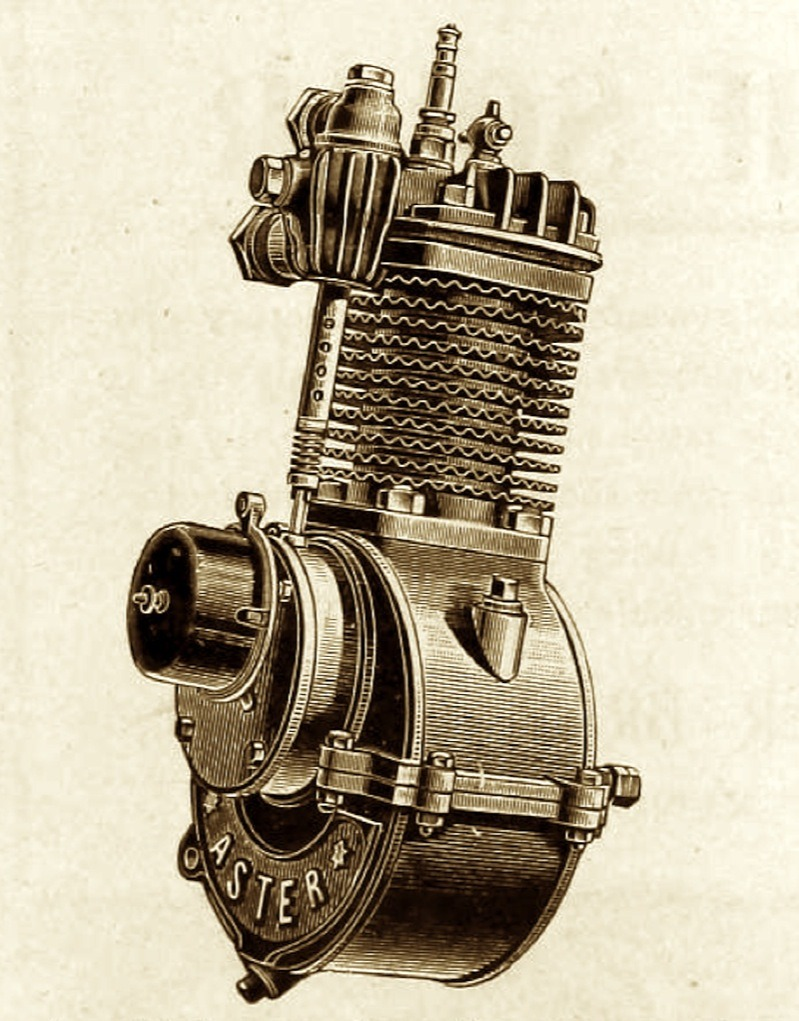 Aster engine