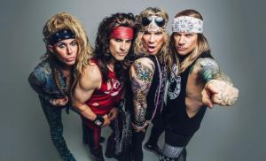 steel panther, thunder press, Vegas bike festival