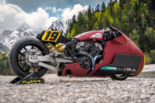 Indian Motorcycle Appaloosa v2.0