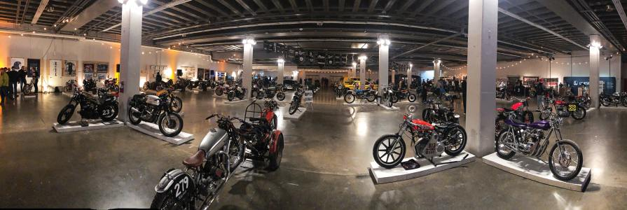 More than 200 bike builds showed up at The One this year, which meant that even three days barely seemed like enough to take in the stunning craftsmanship that came from across the country.